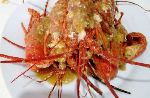resep masak lobster